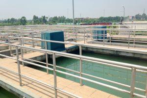 Cung cấp và thi công công nghệ nhà máy nước Long Phương